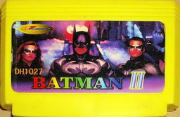 DH1027, Batman II, Dumped, Emulated