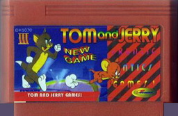DH1070, Tom and Jerry 3, Dumped, Emulated