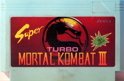 JY-011, Super Mortal Kombat III Turbo, Dumped, Emulated
