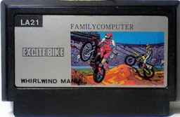 LA21, Excitebike, Dumped, Emulated