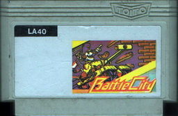 LA40, Battle City, Dumped, Emulated
