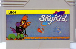 LE04, Sky Kid, Dumped, Emulated