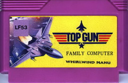LF53, Top Gun, Dumped, Emulated