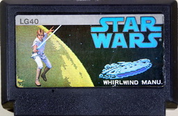 LG40, Star Wars, Dumped, Emulated