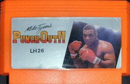 LH26, Mike Tyson's Punch-Out!!, Dumped, Emulated
