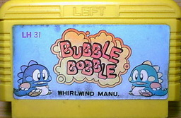 LH31, Bubble Bobble, Dumped, Emulated