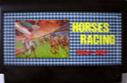 MGC-009, Horses Racing, Dumped, Emulated