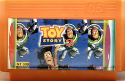 NT-308, Toy Story 2, Dumped, Emulated