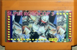 NT-312, Super Robocop 3, Dumped, Emulated