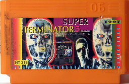 NT-313, Super Terminator 3, Dumped, Emulated