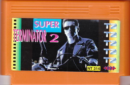NT-314, Super Terminator 2, Dumped, Emulated