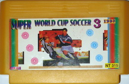 NT-315, Super World Cup Soccer 3