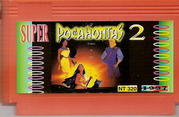 NT-320, Pocahontas 2, Dumped, Emulated