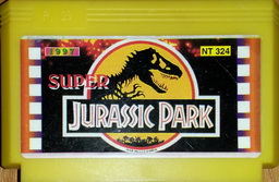NT-324, Super Jurassic Park, Dumped, Emulated