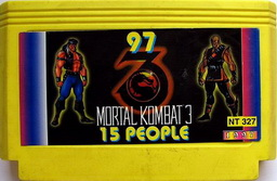 NT-327, Mortal Kombat 3, Dumped, Emulated