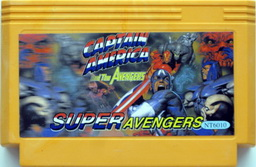 NT-6010, Super Avengers, Dumped, Emulated