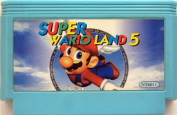 NT-6011, Super Wario Land 5, Dumped, Emulated