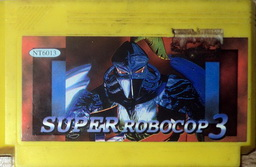 NT-6013, Super Robocop 3, Dumped, Emulated