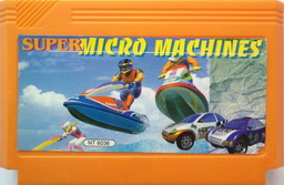 NT-6036, Super Micro Machines, Dumped, Emulated