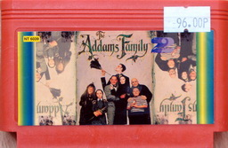NT-6039, Addams Family 2, Dumped, Emulated