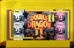 NT-6065, Double Dragon I & II, Dumped, Emulated
