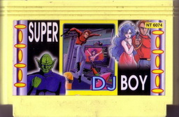 NT-6074, Super D.J. Boy, Dumped, Emulated
