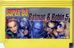 NT-6080, Batman and Robin 5