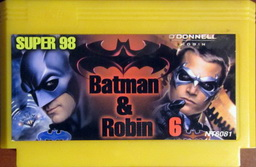 NT-6081, Batman and Robin 6