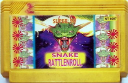 NT-6087, Snake Rattle'n'Roll, Dumped, Emulated