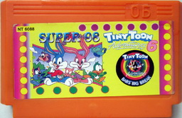 NT-6088, Tiny Toon Adventures 6, Dumped, Emulated
