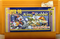 NT-6089, Super King of Rabbit 5, Dumped, Emulated