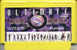 NT-6096, Mortal Kombat 3 48 people, Dumped, Emulated