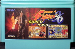 NT-6101, King of Fighters 96, Dumped, Emulated