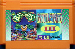 NT-675, Battletoads III, Dumped, Emulated