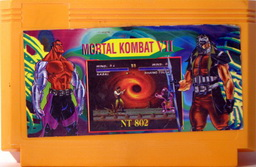 NT-802, Mortal Kombat VII, Dumped, Emulated
