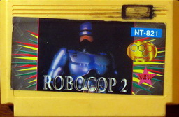 NT-821, Robocop 2, Dumped, Emulated