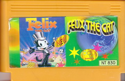 NT-830, Felix The Cat, Dumped, Emulated