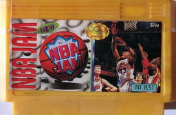 NT-831, NBA Jam, Dumped, Emulated