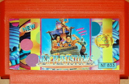 NT-833, New Flintstones, Dumped, Emulated
