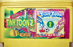 NT-835, Tiny Toon 2, Dumped, Emulated