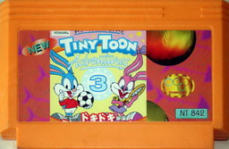 NT-842, Tiny Toon Adventures 3, Dumped, Emulated