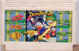 NT-844, Duck Tales 2, Dumped, Emulated