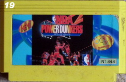 NT-848, NBA Power Dunkers