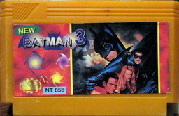 NT-856, Batman 3, Dumped, Emulated