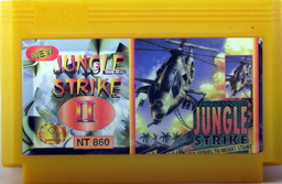NT-860, Jungle Strike 2, Dumped, Emulated