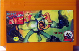 NT-868, EarthWorm Jim 4, Dumped, Emulated