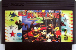 NT-869, Super Donkey Kong 2, Dumped, Emulated