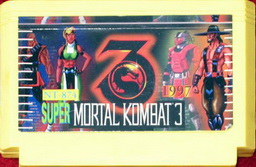 NT-874, Super Mortal Kombat 3, Dumped, Emulated