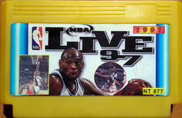 NT-877, NBA Live 97, Dumped, Emulated