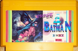NT-882, Super Batman 4, Dumped, Emulated
